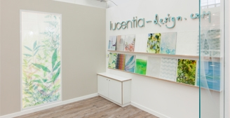 Applelec team up with Lucentia Design art studio