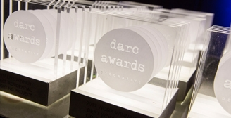 DARC NIGHT GLOWS WITH TROPHIES CREATED BY APPLELEC